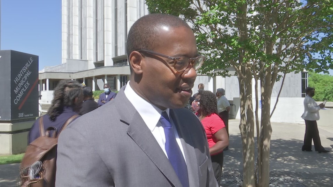 Rep. Anthony Daniels talks about police, community relationship in Huntsville