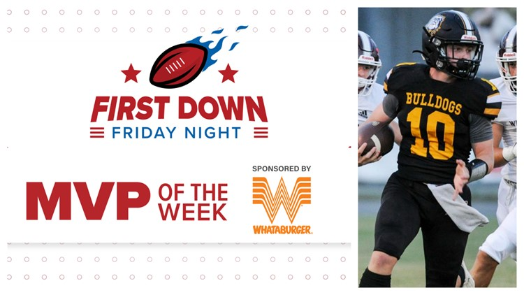 First Down Friday Night MVP of Week 9: Mason Cartee