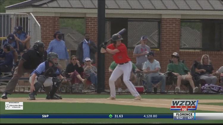 High School baseball highlights April 10th, 2021