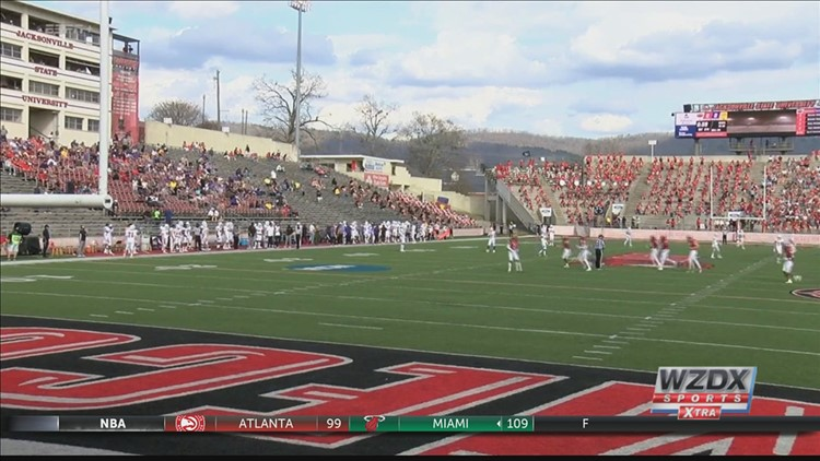 Jacksonville St. dominates Tennessee Tech in 27-10 win (Highlights)