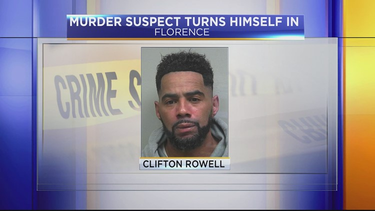 Florence police: 2 men turn selves in regarding murder, burglary charges
