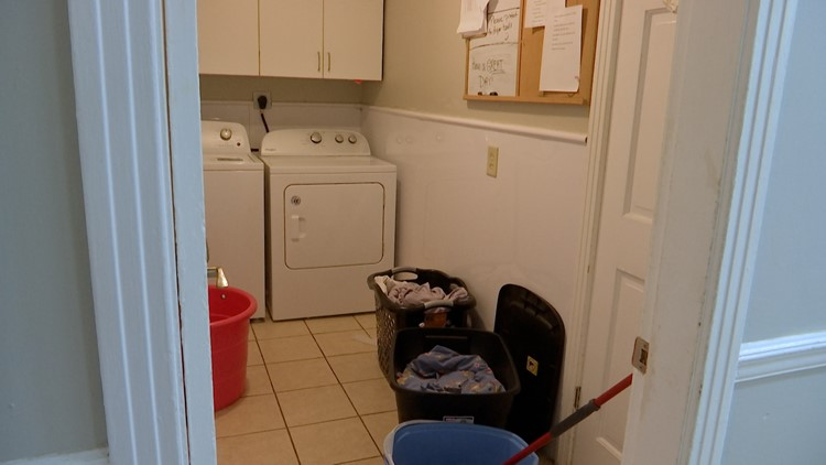 305 8th Street in need of funds for new laundry room