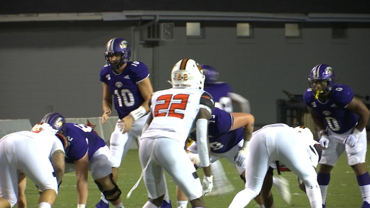 Turnovers plague UNA in their conference opening loss to Campbell
