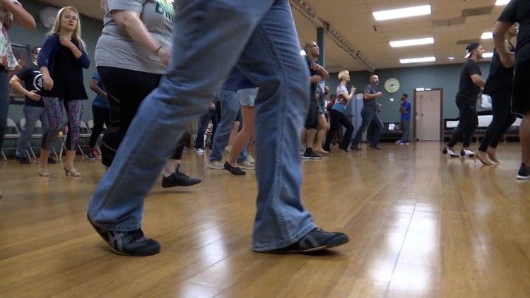 There may be a new way to help keep your new year's resolution... Dancing!