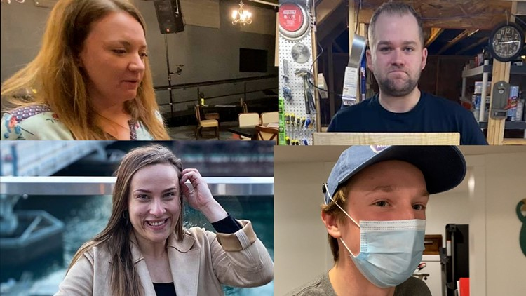 """Side-gigs!"" Four West Michiganders share their journey with small business during the pandemic"