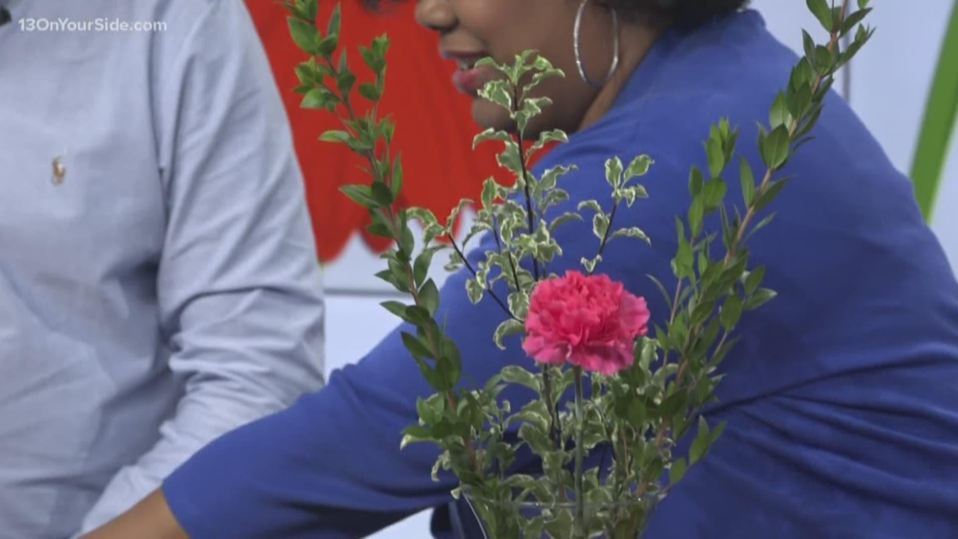 foto de Local celebrities compete in Flower Power Celebrity Challenge ...