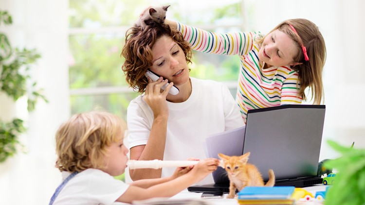 6 ways to entertain the kids, and yourself, while staying at home