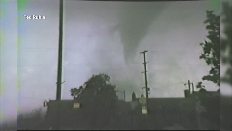41 Years Since F3 Tornado Hit Kalamazoo