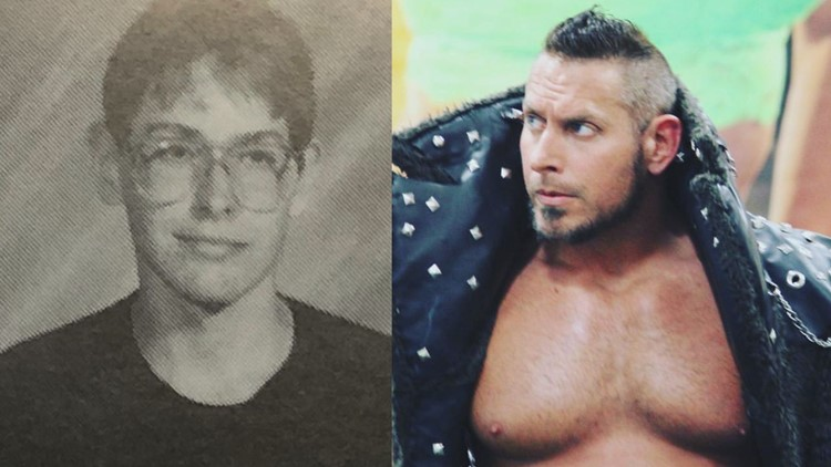 From super skinny to WWE Superstar