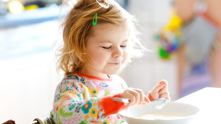 Family First: Updated nutrition guidelines for children